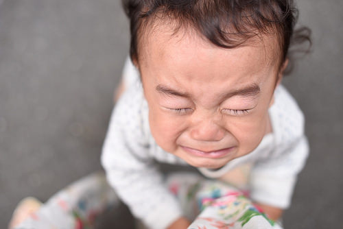baby cry photo